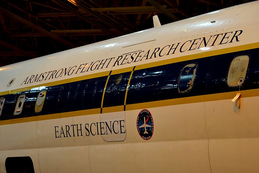 Armstrong Flight Research Center, Palmdale (California).