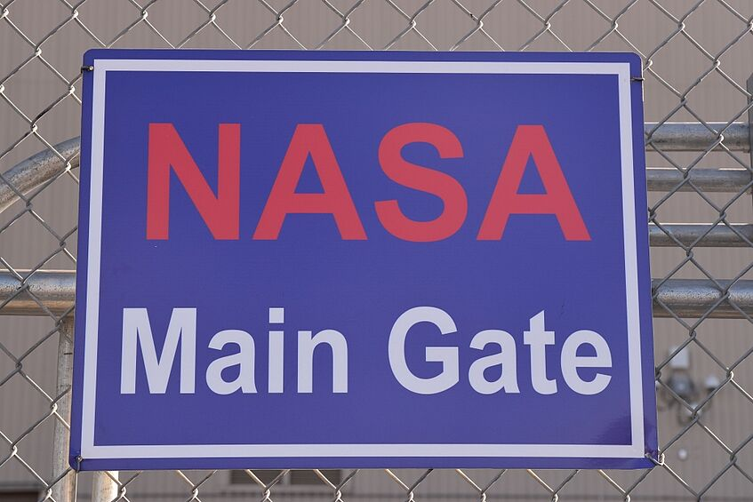 NASA Main Gate